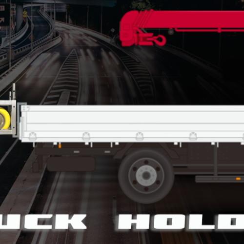 トラックホルダ―